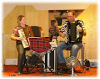 Alastair Scott ceilidh band